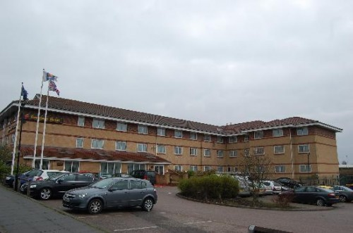 Il Comfort Hotel, in zona Finchley a Londra