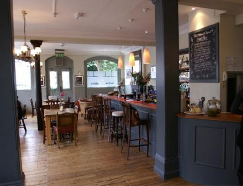 Il gastro-pub cult Harwood Arms, a Walham Grove nel quartiere Fulham, Londra