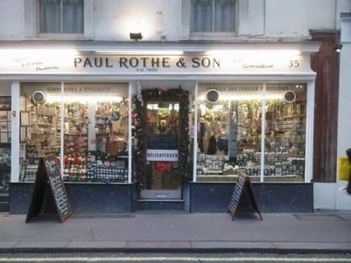Paul Rothe and Son, Londra
