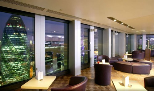 Rhodes Twenty Four, Tower 42, 25 Old Broad Street, Londra