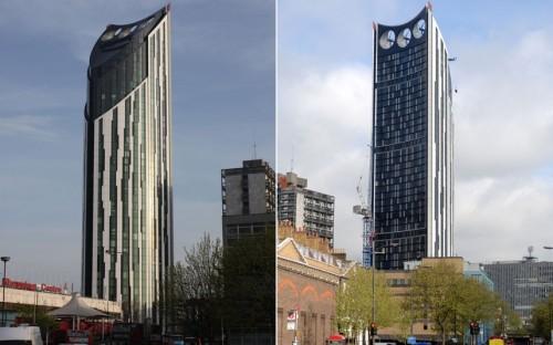 gli edifici piu 39 brutti in uk da non perdere in uk