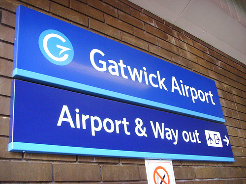 Aeroporto Londra Gatwick