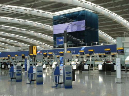 Aeroporto Londra HEATHROW