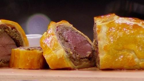 Il Beef Wellington, prelibatezza della cucina UK.