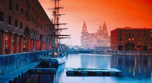 Liverpool, Gran Bretagna