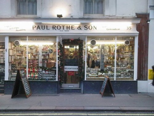 Paul Rothe and Son, Londra